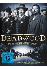 Deadwood - Season 3  [4 DVDs] DVD-Cover