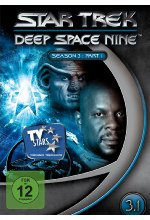 Star Trek - Deep Space Nine/Season 3.1  [3 DVDs] DVD-Cover