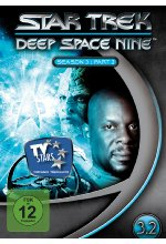Star Trek - Deep Space Nine/Season 3.2  [4 DVDs] DVD-Cover