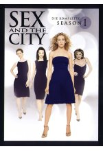 Sex and the City - Season 1 [2 DVDs] DVD-Cover