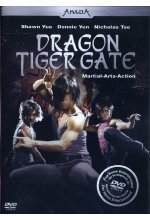 Dragon Tiger Gate DVD-Cover
