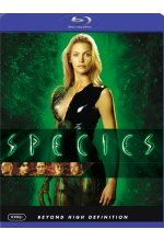 Species Blu-ray-Cover