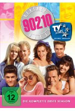 Beverly Hills 90210 - Season 1  [6 DVDs] DVD-Cover