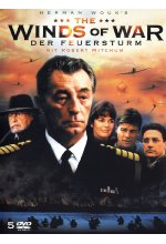 The Wind of Wars - Der Feuersturm  [5 DVDs] DVD-Cover