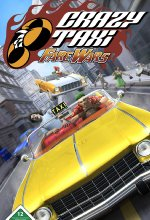 Crazy Taxi - Fare Wars Cover