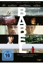Babel DVD-Cover