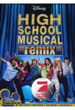 High School Musical - Remix  [2 DVDs] DVD-Cover