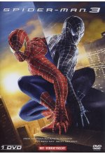 Spider-Man 3 DVD-Cover