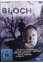 Bloch - Die Fälle 1-4  [2 DVDs] DVD-Cover