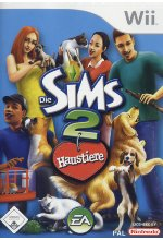 Die Sims 2 - Haustiere Cover