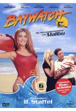 Baywatch - 8. Staffel  [6 DVDs]  (Digipack) DVD-Cover
