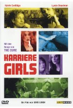 Karriere Girls DVD-Cover