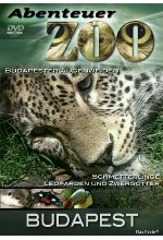 Abenteuer Zoo - Budapest DVD-Cover