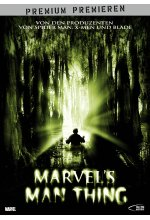 Marvel's Man-Thing DVD-Cover