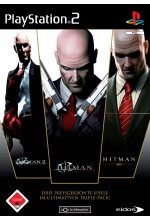 Hitman: Triple Pack Cover