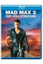 Mad Max 2 - Der Vollstrecker Blu-ray-Cover