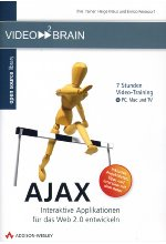 AJAX - Video-Training (DVD-ROM) Cover