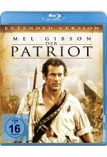 Der Patriot - Mel Gibson Blu-ray-Cover