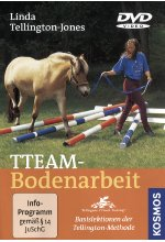 TTeam-Bodenarbeit - Linda Tellington-Jones DVD-Cover