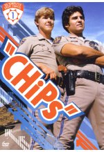 CHiPS - Staffel 1  [6 DVDs] DVD-Cover