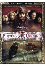 Pirates of the Caribbean 3 - Am Ende der Welt  [SE] [2 DVDs] - Fluch der Karibik 3 DVD-Cover