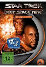 Star Trek - Deep Space Nine/Season 4.1  [3 DVDs] DVD-Cover