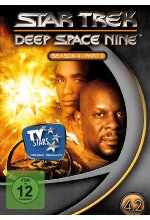 Star Trek - Deep Space Nine/Season 4.2  [4 DVDs] DVD-Cover