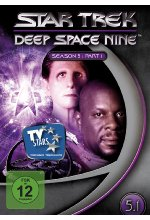Star Trek - Deep Space Nine/Season 5.1  [3 DVDs] DVD-Cover