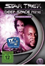 Star Trek - Deep Space Nine/Season 5.2  [4 DVDs] DVD-Cover