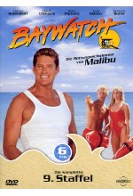 Baywatch - 9. Staffel  [6 DVDs]  (Digipack) DVD-Cover