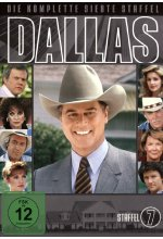 Dallas - Staffel 7  [8 DVDs] DVD-Cover