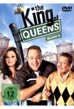 The King of Queens - Season 8  [4 DVDs] DVD-Cover