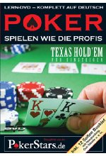 Poker - Texas Hold'em für Einsteiger DVD-Cover