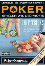Poker - Chip-Tricks für Pokerspieler Vol. 1 DVD-Cover