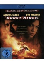 Ghost Rider - Extended Version Blu-ray-Cover