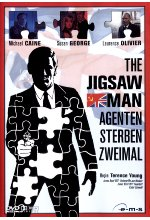 The Jigsaw Man - Agenten sterben zweimal DVD-Cover