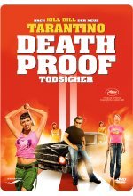 Death Proof - Todsicher - Metal-Pack DVD-Cover