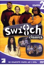 Switch Classics - Staffel 2  [3 DVDs] DVD-Cover