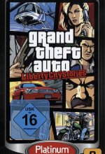 Grand Theft Auto: Liberty City Stories  [PLA] Cover