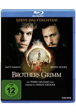Brothers Grimm Blu-ray-Cover