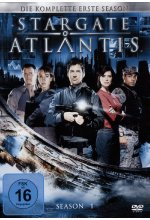 Stargate Atlantis Season 1  [5 DVDs] / (M-Lock) DVD-Cover