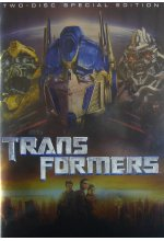 Transformers - Kinofilm  [SE] [2 DVDs] DVD-Cover