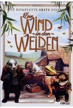 Der Wind in den Weiden - Staffel 1  [2 DVDs] DVD-Cover