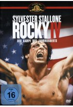 Rocky 4 DVD-Cover