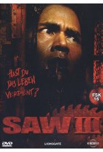 Saw III DVD-Cover