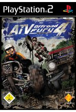 ATV Offroad Fury 4 Cover