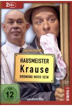 Hausmeister Krause - Staffel 7  [2 DVDs] DVD-Cover