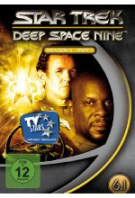 Star Trek - Deep Space Nine/Season 6.1  [3 DVDs]<br> DVD-Cover