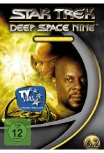 Star Trek - Deep Space Nine/Season 6.2  [4 DVDs]<br> DVD-Cover
