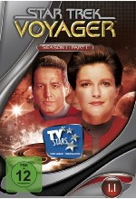 Star Trek - Voyager/Season 1.1  [2 DVDs]<br> DVD-Cover